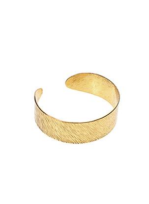 Bracelet Jonc jaune PEOPLE TREE pour femme