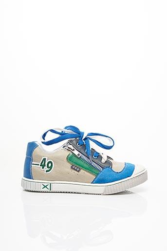Baskets bleu SK8 pour garçon