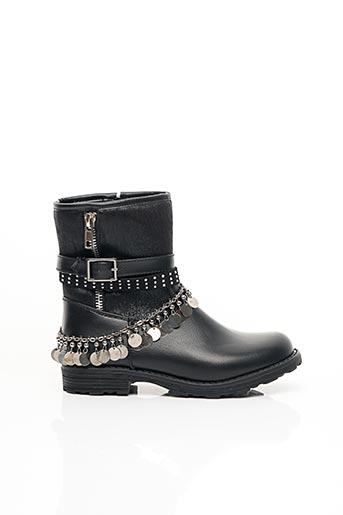 Bottines/Boots noir LILYBELLULE pour fille