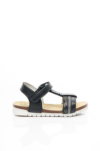 Sandales/Nu pieds noir BOPY pour fille
