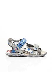 Sandales/Nu pieds gris SK8 pour garçon seconde vue