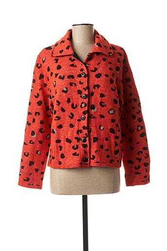 Veste casual rouge ALDO MARTIN'S pour femme