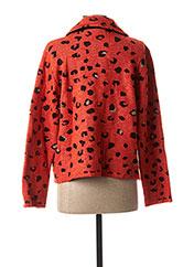 Veste casual rouge ALDO MARTIN'S pour femme seconde vue