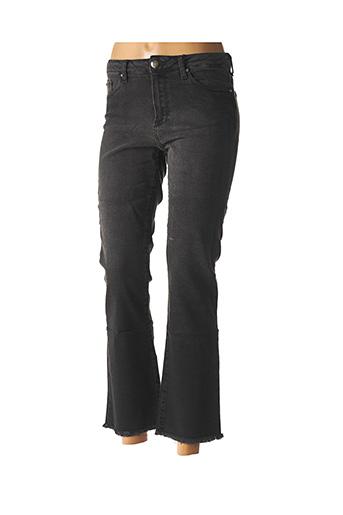 Jeans bootcut noir EMMA & CARO pour femme