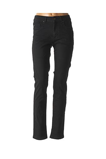 Jeans skinny noir PARA MI pour femme