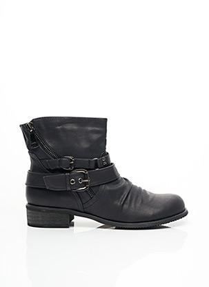 Bottines/Boots noir CH CRÉATION pour femme