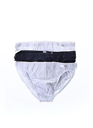 Slip/Culotte blanc HOM pour homme