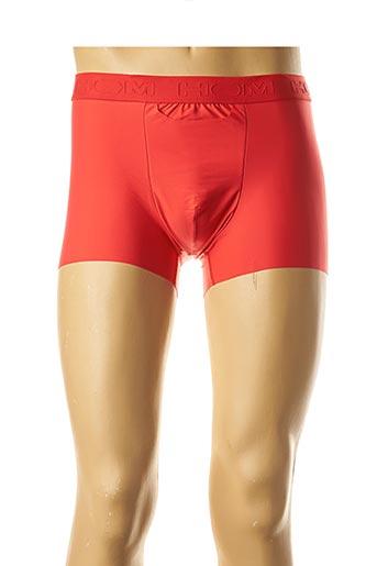 Shorty/Boxer rouge HOM pour homme