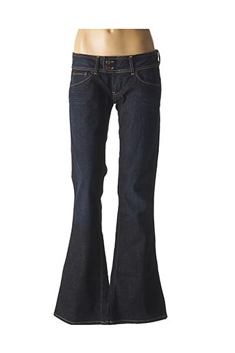 Jeans bootcut bleu PEPE JEANS pour femme