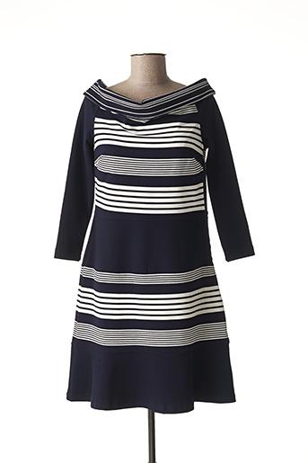 Robe courte bleu JUS D'ORANGE pour femme