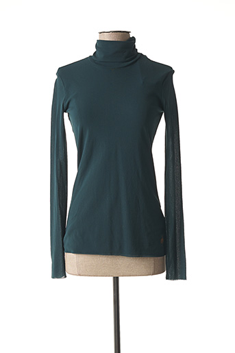 Top vert ONE STEP pour femme