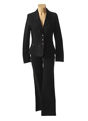Veste/pantalon noir ROSA ROSAM pour femme