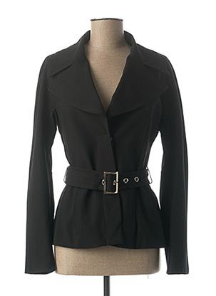Veste chic / Blazer noir BLUS&BLUS pour femme