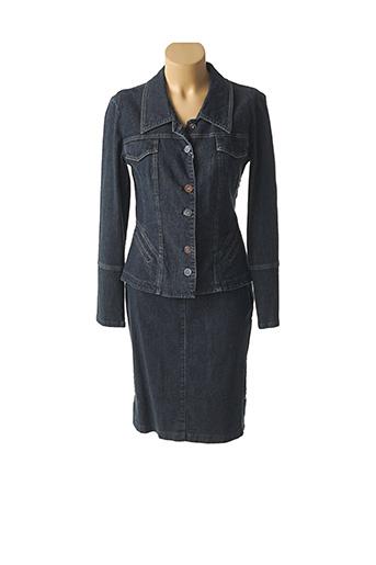 Veste/jupe bleu ROSA ROSAM pour femme