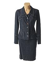 Veste/jupe bleu ROSA ROSAM pour femme seconde vue