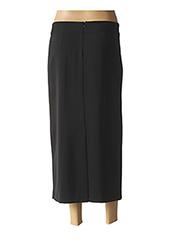 Jupe longue noir ABSOLU pour femme seconde vue