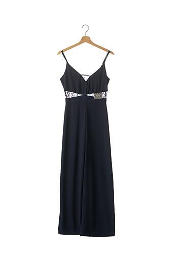 Combi-pantalon bleu ARTLOVE pour femme