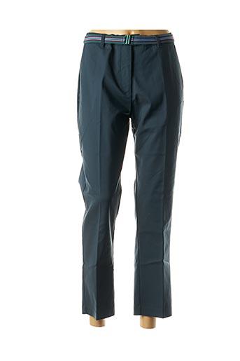 Pantalon 7/8 vert CKS pour femme