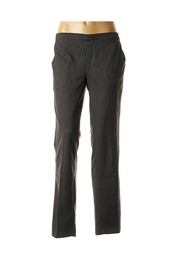 Pantalon chic gris BEST MOUNTAIN pour femme