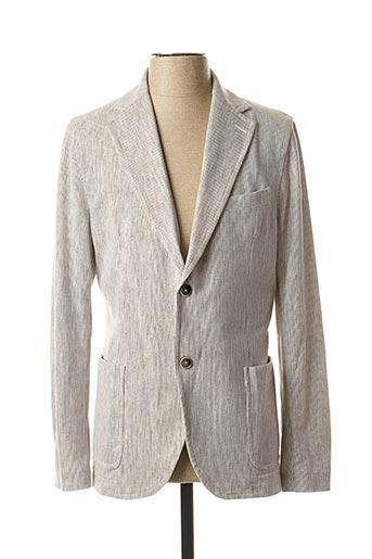 Veste chic / Blazer gris CIRCOLO 1901 pour homme
