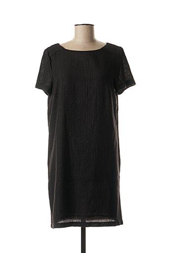 Robe courte noir ESPRIT pour femme