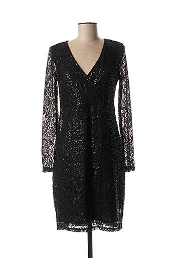 Robe mi-longue noir ONLY pour femme