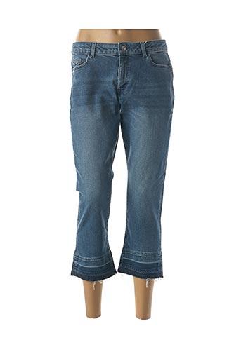 Jeans bootcut bleu EDC pour femme