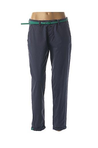 Pantalon casual bleu EDC pour femme