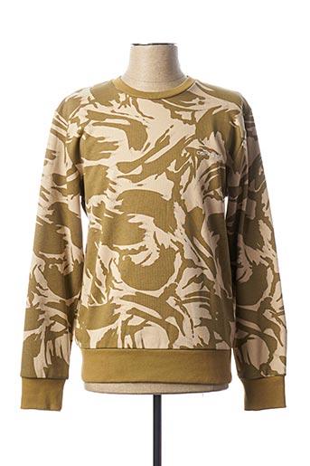 Sweat-shirt vert CARHARTT pour homme