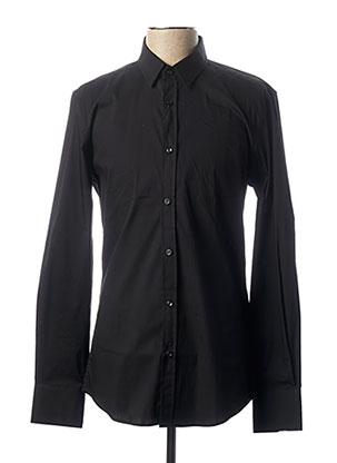 Chemise manches longues noir ANTONY MORATO pour homme