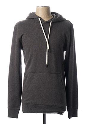 Sweat-shirt gris MINIMUM pour homme