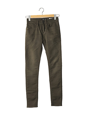 Jeans coupe slim vert ANTONY MORATO pour homme