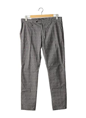 Pantalon casual gris ANTONY MORATO pour homme
