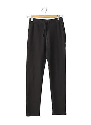 Pantalon casual noir MINIMUM pour homme