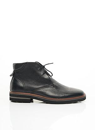 Bottines/Boots noir FRANK WRIGHT pour homme