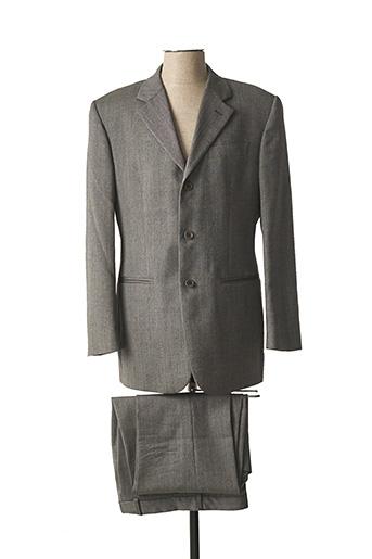Veste/pantalon marron GIANFRANCO FERRE pour homme