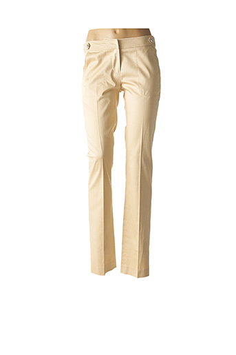 Pantalon chic beige FERRE pour femme