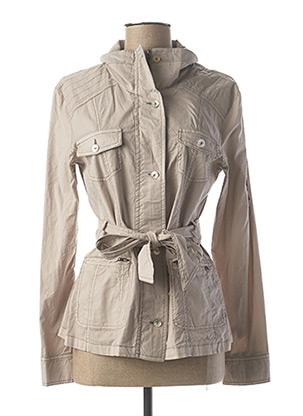 Veste casual gris FRED SABATIER pour femme
