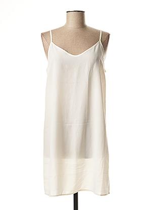 Jupon /Fond de robe beige ONE STEP pour femme