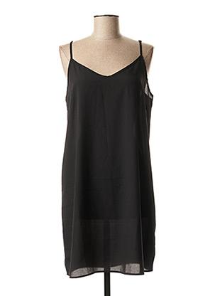 Jupon /Fond de robe noir ONE STEP pour femme