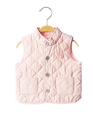 Veste casual rose CHICCO pour fille