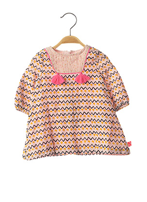 Robe courte rose BILLIEBLUSH pour fille