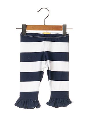 Legging bleu CHICCO pour fille