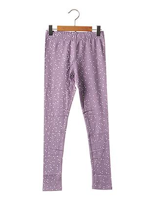 Legging violet CHICCO pour fille