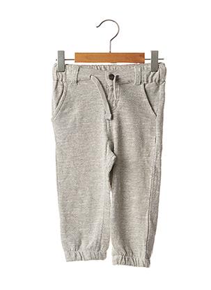 Pantalon casual gris CHICCO pour fille