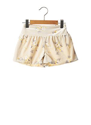 Short beige CHICCO pour fille