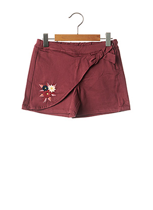 Jupe short rouge CHICCO pour fille