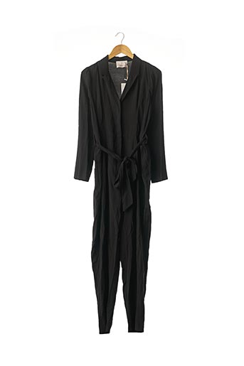 Combi-pantalon noir IMPREVU pour femme