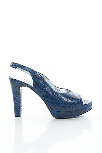 Escarpins bleu FREE LANCE pour femme