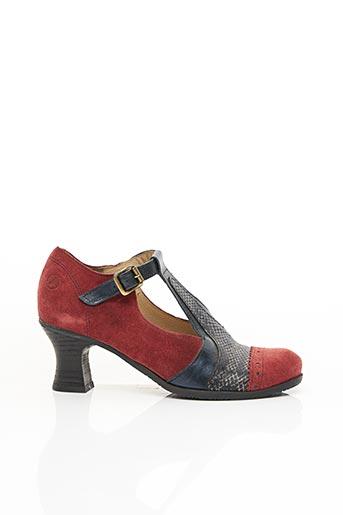 Escarpins rouge CASTA pour femme